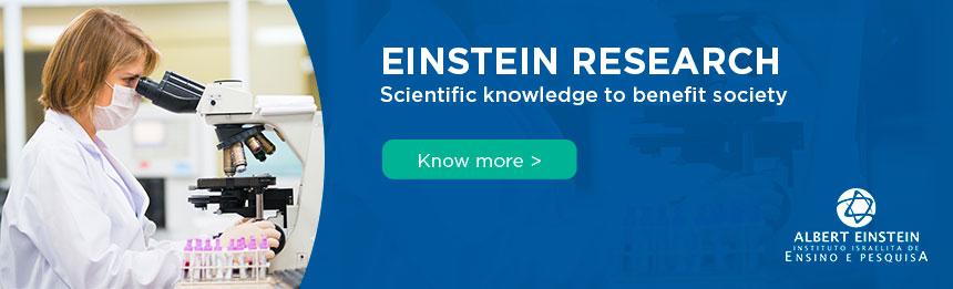 Einstein Research - Scientific knowledge to benefit society